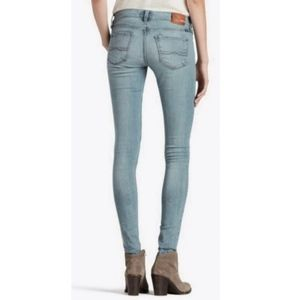 Lucky Brand Skinny Jeans Charlie Ankle LowRise NWT